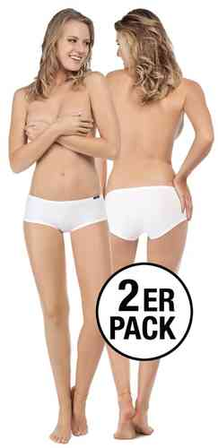 SKINY Advantage Cotton – 2er Pack - Panty – Art. 082654