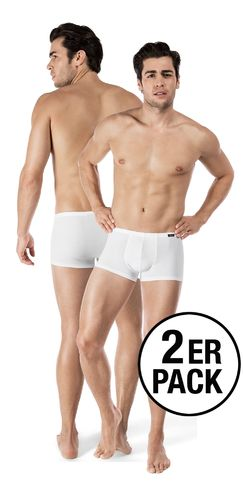 SKINY - Advantage Men - Pant Boxershort - Doppelpack - Art. 086975