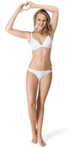 SKINY - Essentials Women – Triangel BH gepadded – Art.082414