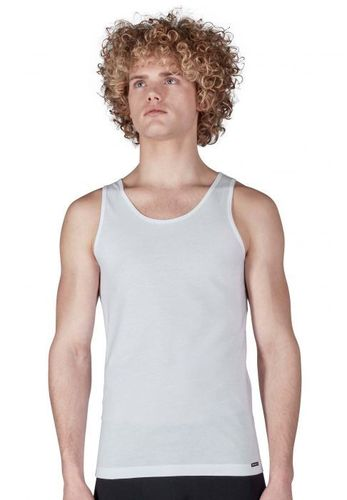 SKINY -  Shirt collection - Tank Top mit V-Ausschnitt - 2er Pack - Art. 086910
