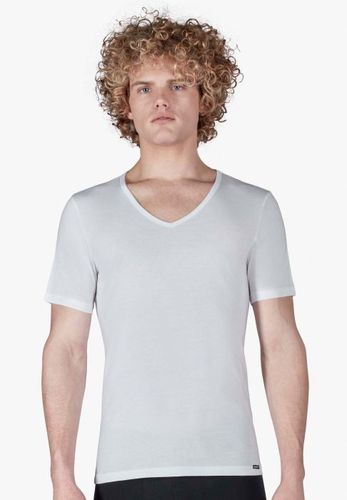 SKINY -  Shirt collection - T-Shirt mit V-Ausschnitt - 2er Pack - Art. 086911